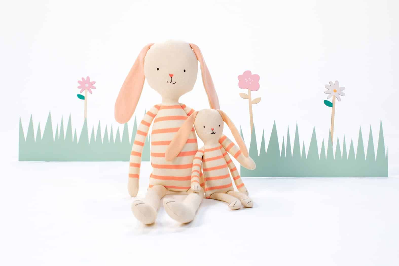 Kids-easter-bunny-plush-toy