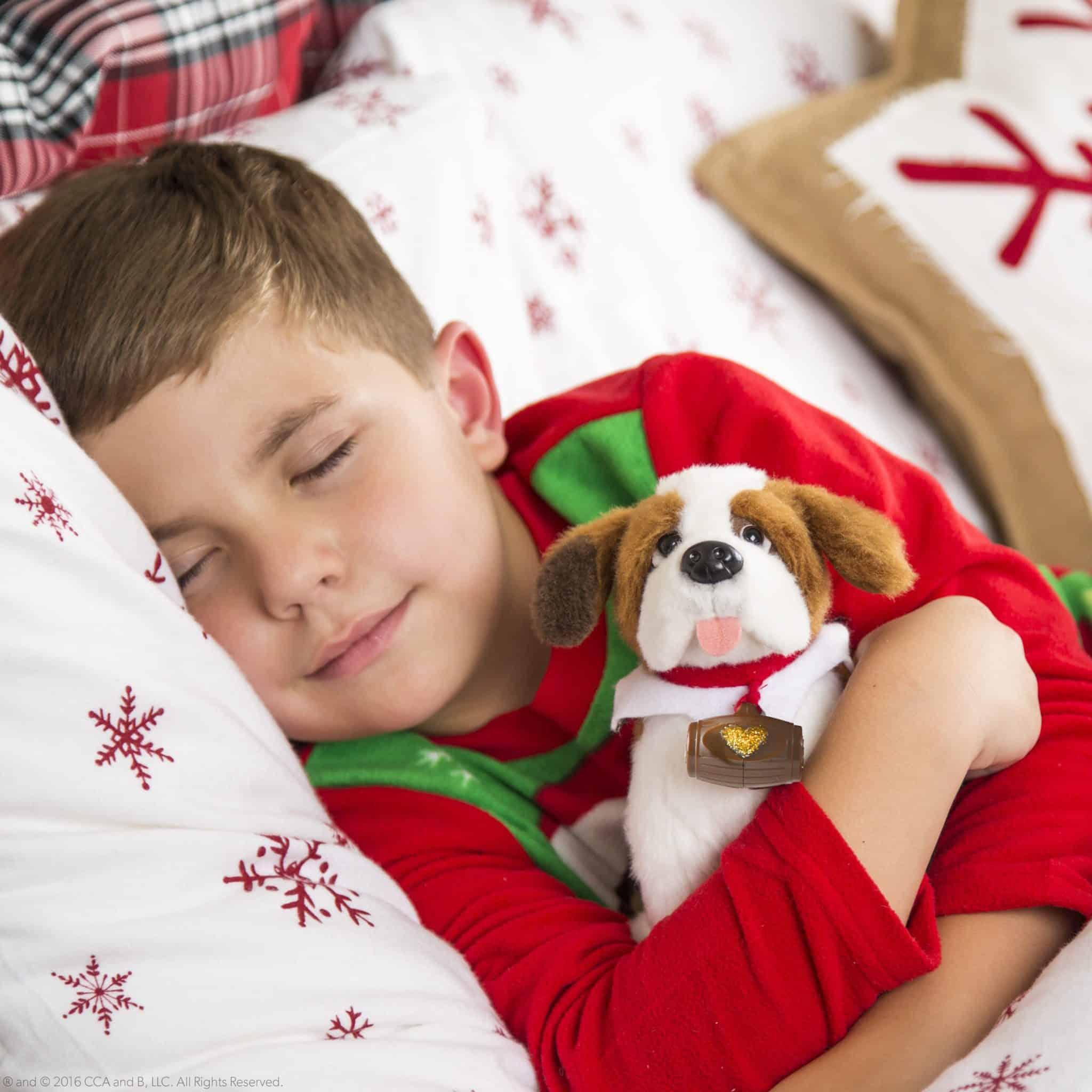 Elf Pets St Bernard Dog Elf On The Shelf Official