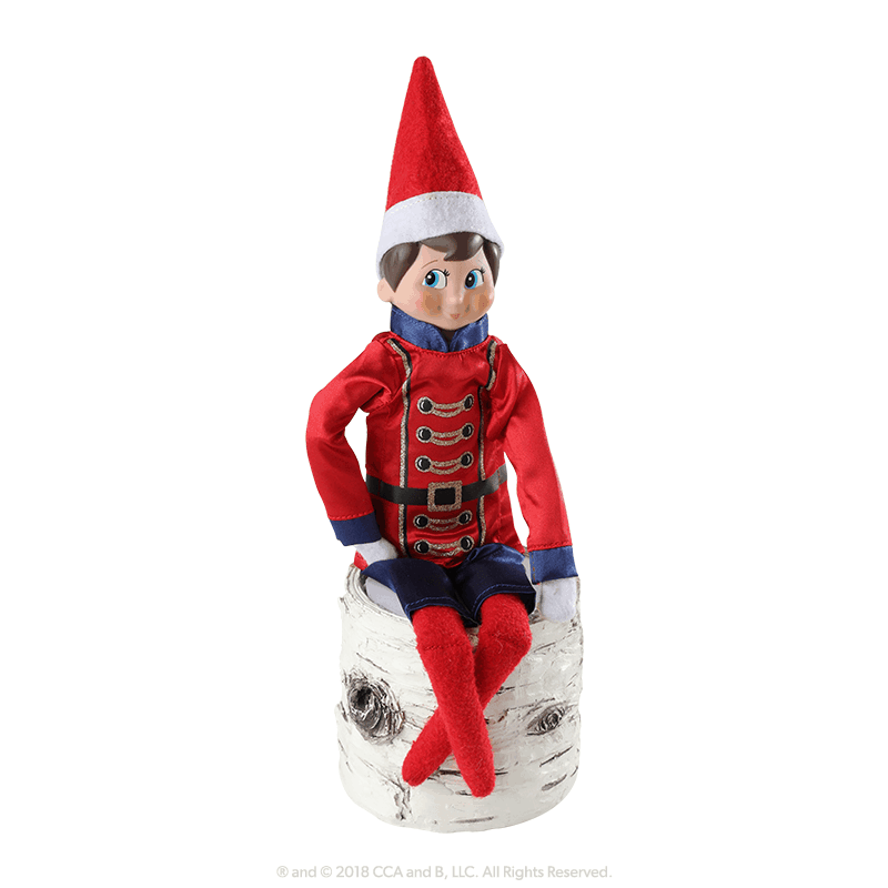 9a8a19caa Elf on the Shelf Nutcracker Soldier Costume