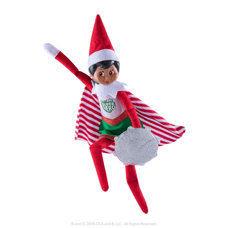 4eeca177d Elf on the Shelf Girl Superhero Costume