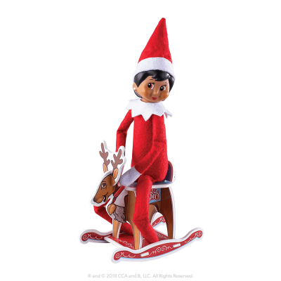 Elf-on-shelf-props-reindeer-rocker