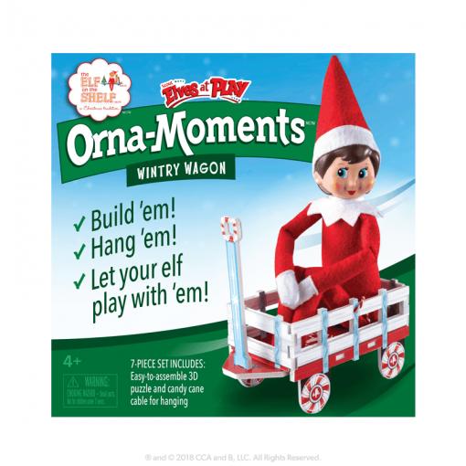 ornamoments-Elf-wagon