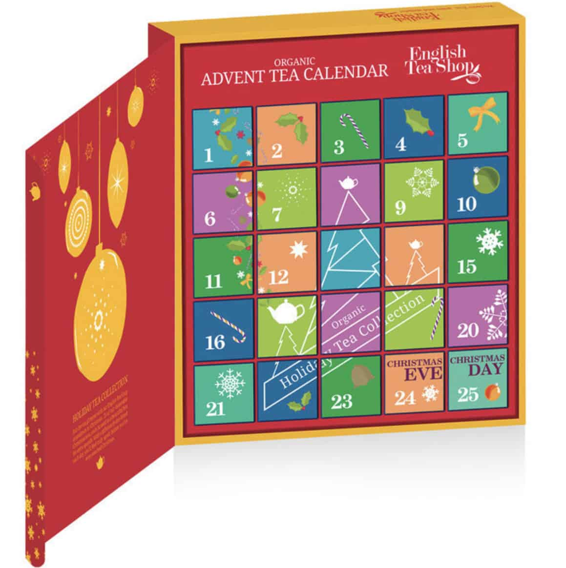 English Tea Shop Advent Calendar Red Australia Nz Afterpay Avail