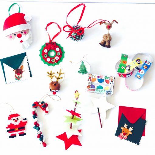 Christmas-craft-ideas-advent-calendar-kids