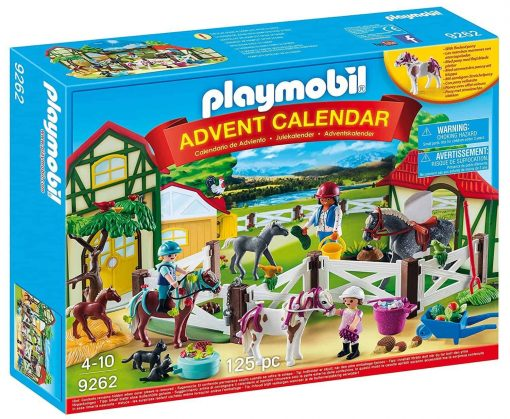 Playmobil-horse-farm-advent-calendar-2018