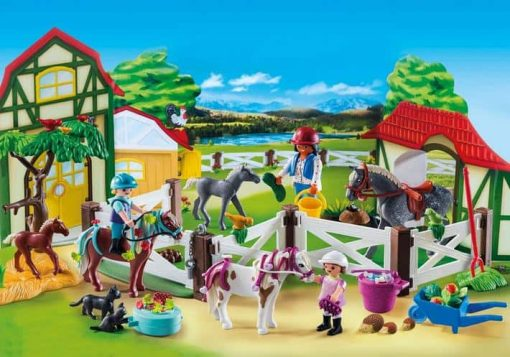 Kids-advent-calendar-horse-playmobil-2018