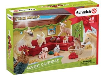 Schleich-farm-world-advent-calendar-2018