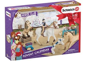 Advent-calendar-kids-Schleich-horse-club-2018