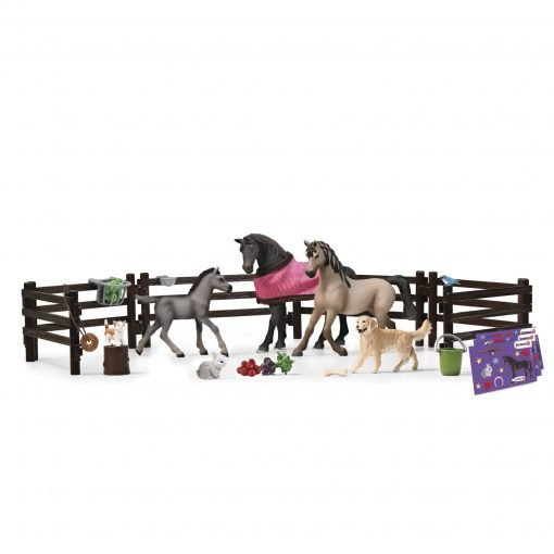 Kids-advent-calendars-schleich-horse-club