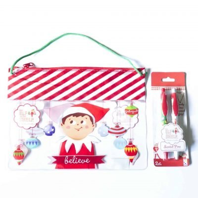 Elf-on-shelf-accessories-stationary-set