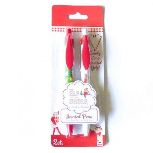 Elf-on-shelf-pen-set