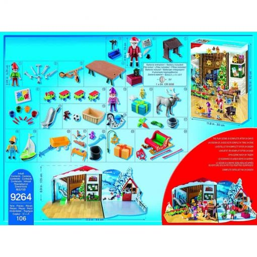 Santas-workshop-playmobil-advent-calender