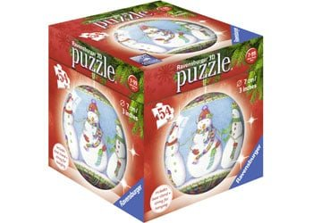 Stocking-stuffer-gifts-kids-puzzleball-christmas-snowman