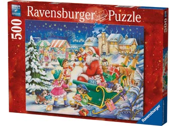 Kids-Adults-Puzzles-Christmas-500-piece