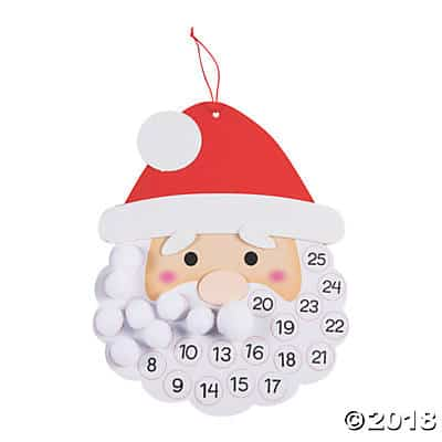 Kids-advent-calendars-santas-beard