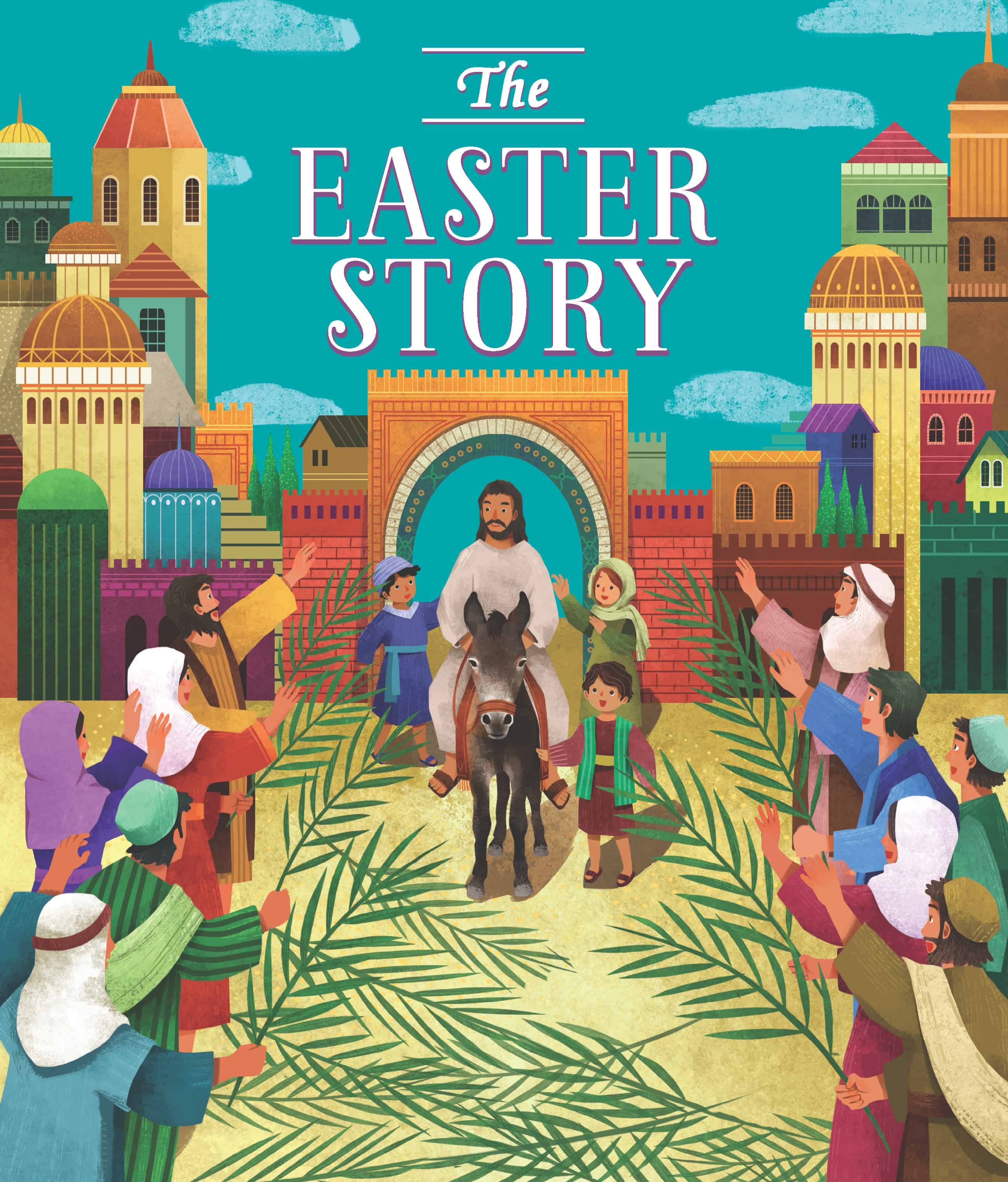 Image result for the easter story book