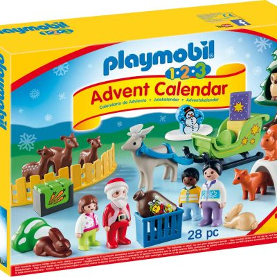 Kids-advent-calendars-playmobil-123-christmas-in-the-forest