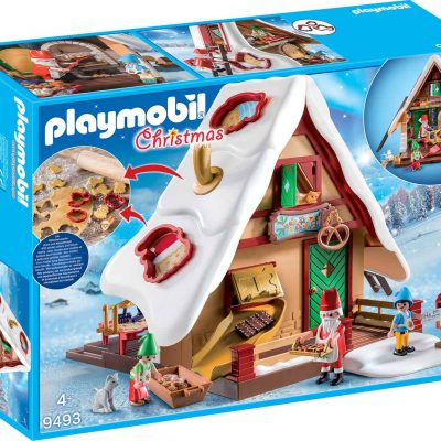 Playmobil-Christmas-Bakery-House-9493
