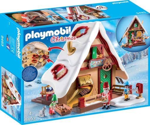Playmobil-Christmas-Bakery-House-9493