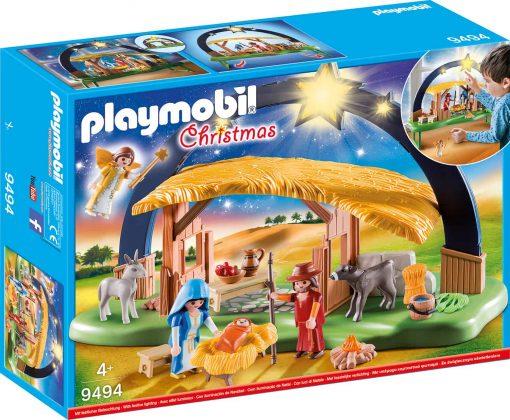 Playmobil-Illuminating-Nativity-Manager-9494