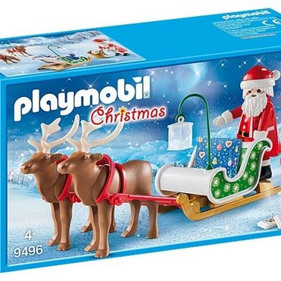 Playmobil-Santa-Reindeer-Christmas-sets