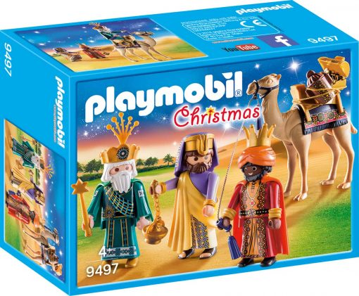 Playmobil-Christmas-Three-Wise-Kings-9497