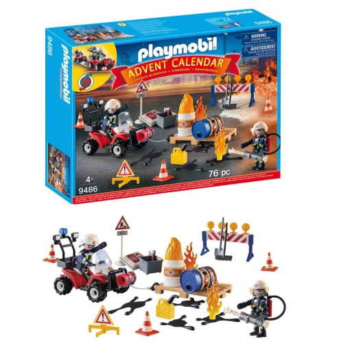 Playmobil-fire-station-advent-calendar-australia