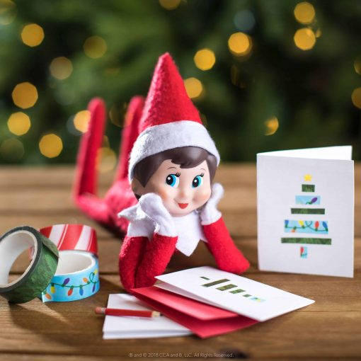 Accessories-elf-on-shelf-book-australia