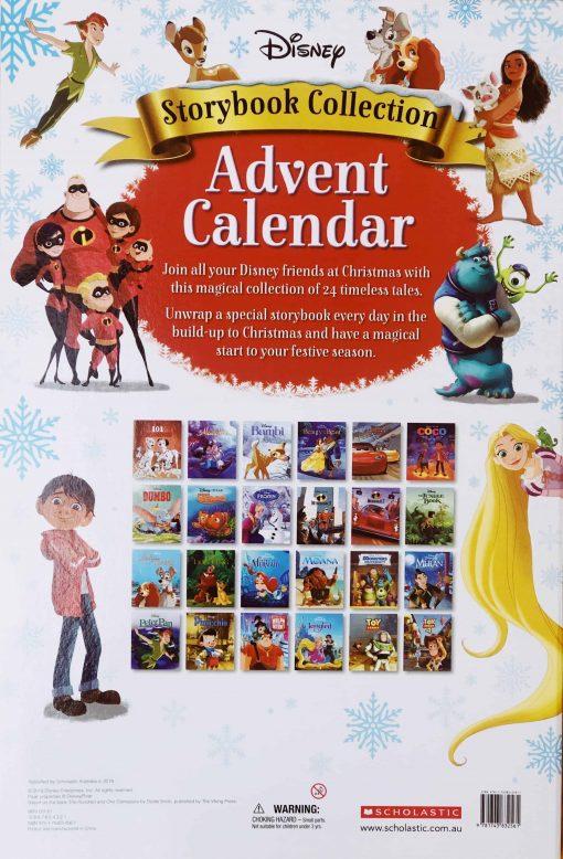 disney book advent calendar australia nz paypal. Black Bedroom Furniture Sets. Home Design Ideas