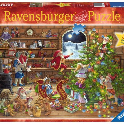 Ravensburger-limited-edition-christmas-puzzle-australia