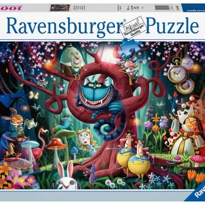 Adults-Kids-jigsaw-puzzles-disney-alice-wonderland-australia