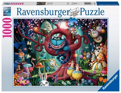 Adults-Kids-jigsaw-puzzles-disney-alice-wonderland-australia