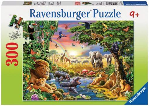 African-animals-jigsaw-puzzle-australia