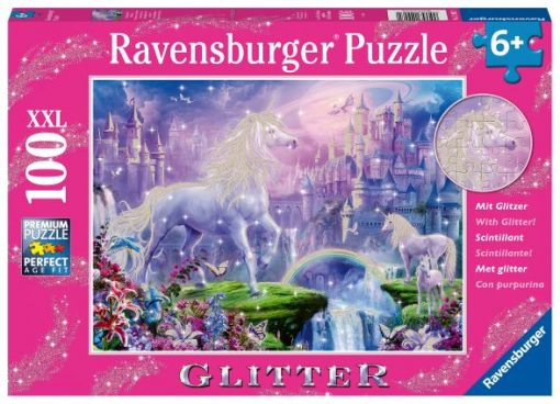 kids-jigsaws-puzzles-unicorns-australia-glitter