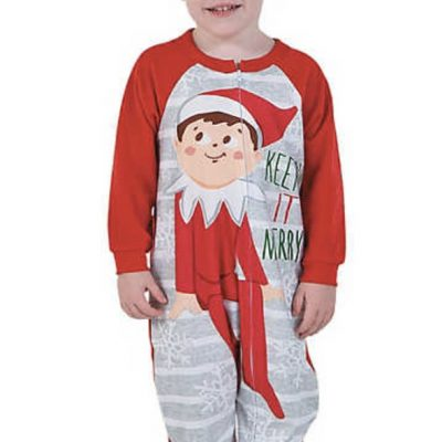 kids-christmas-pajamas-pjs-elf-on-shelf-australia