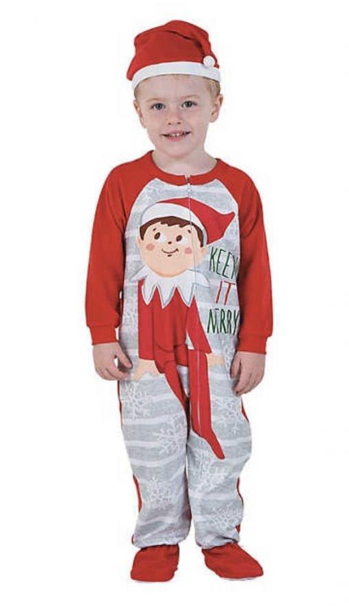 kids-christmas-pajamas-pjs-elf-on-shelf-australia
