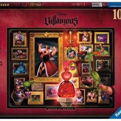Disney-villainous-collection-jigsaw-puzzles-australia