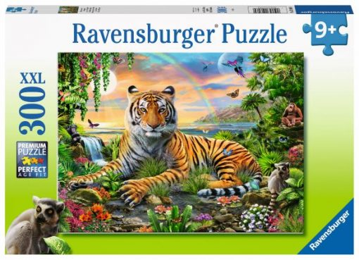 African-animal-jigsaw-puzzles