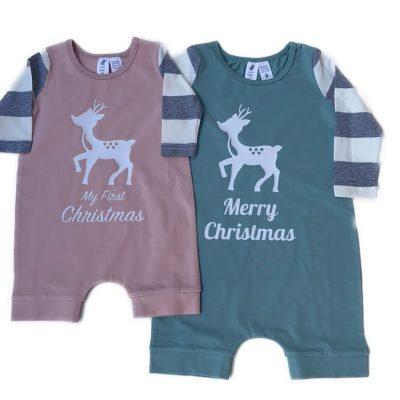 Kids-christmas-onesie-pajamas-australia