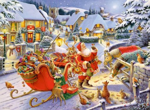 christmas-jigsaw-puzzle-australia